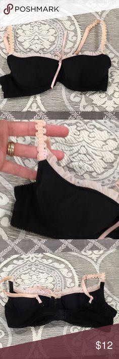 Victoria's Secret Balconet Bra 34B Victoria's Secret Balconet Bra 34B. Removable padding. Good condition. Victoria's Secret Intimates & Sleepwear Bras