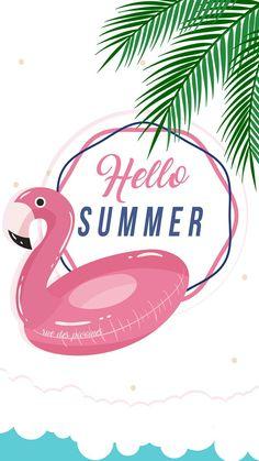 Hello Summer Wallpaper - Wallpaper Sun
