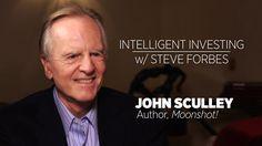 John Sculley: Billion-Dollar Start-up Opportunities Abound
