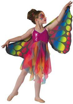 Costume Gallery: Ballet Girls Costume Details