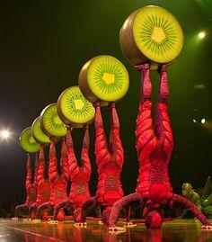 Cirque Du Soleil's Bug Life (Ovo)