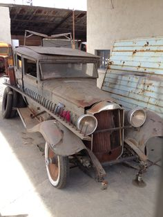 Packard? Marin, 1960, Model A, Model T, in this condition. $50.00. Too Much.