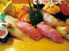 """""""Nigiri-Sushi"""" にぎり鮨"""