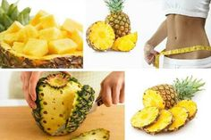 Pineapple Diet To Lose Five Kilos In Three Days – HealthyFitHouse
