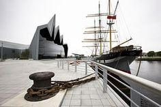 Riverside Museum Glasgow: The Museum of Transport Glasgow and the Glenlee