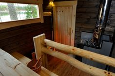 PerinneSaunat / Galleria / Salvos Outdoor Sauna, Outdoor Decor, Sauna House, Sauna Design, Finnish Sauna, Wooden Architecture, Spa Rooms, Best Cleaning Products, Small Buildings