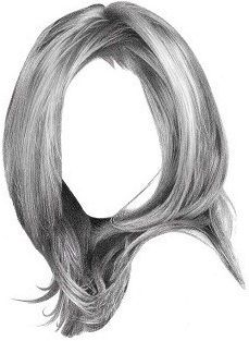 How to Draw Realistic Looking Hair