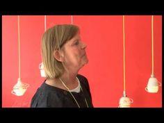 Kunst på Øen - Gitte Helle (del 2) - YouTube