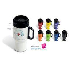 Spectrum Mug PP liner & handle / 0.45L / 19 ( h )