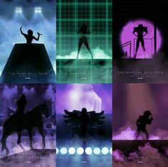 Lady Gaga Tours