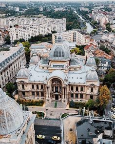 Bucharest, Romania Constanta Romania, Bucharest Romania, Places Around The World, Travel Around The World, Around The Worlds, Vintage Architecture, Historical Architecture, Wonderful Picture, World Cities