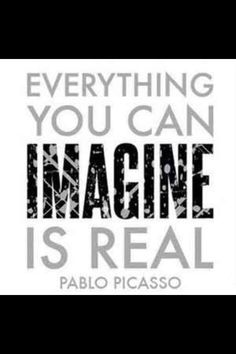 My dreams and thoughts create my reality