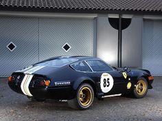 1970 Ferrari 365 GTB-4 Daytona Competizione