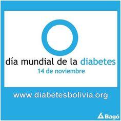 ¿Conoces que es la Diabetes? Encuentra información en: http://www.diabetesbolivia.org/