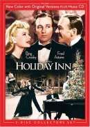 """""""Holiday Inn"""" (click to link to the flick watch) 1942 ~ Bing Crosby, Fred Astaire, Marjorie Reynolds. Lovely Linda Mason has crooner Jim Hardy head over heels, but suave stepper Ted Hanover wants her for his new dance partner after femme fatale Lila Dixon gives him the brush. Jim's supper club, Holiday Inn, is the setting for the chase by Hanover and manager Danny Reed. The music's the thing."""