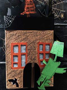 Halloweeni készülődés gyerekekkel | foursity Hermes Oran, Halloween, Life, Spooky Halloween