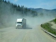 Tips for RVing to Alaska on your own... would you?