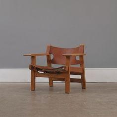 Borge Mogensen Spanish Chair
