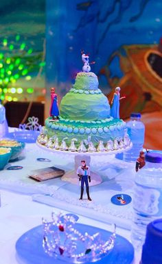 Frozen Birthday Party Ideas   Photo 2 of 10   Catch My Party