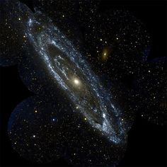 Dec. 30, 1924: Hubble Reveals We Are Not Alone - Astronomer Edwin Hubble announces that the spiral nebula Andromeda is actually a galaxy and that the Milky Way is just one of many galaxies in the universe.