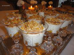 elmalı karamelli kuplar,elmalı lezzetler,elmelı muhallebi,elmelı milföylü muhallebi,kuplar,davet tatlıları