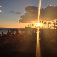Sunset at #DisneyAulani. We are certivied Disney experts at Ambassador Travel!