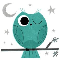 Owl illustration by Steve Mack Nocturnal Birds, Owl Classroom, Whimsical Owl, Owl Illustration, Beautiful Owl, Wise Owl, Owl Art, Clipart, Graphic Art
