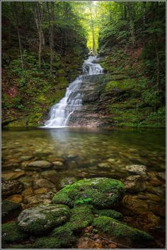 White Mountains, Waterfall, Outdoor, Outdoors, Waterfalls, Outdoor Games, The Great Outdoors