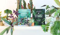 urban jungle - wohnen in grün - the prettiest of all green coffee table books