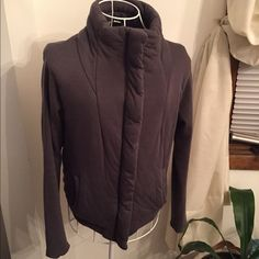 Calvin Klein insulated jacket This item is in good condition but it has been worn please ask any questions before purchasing. This item will only be traded for an autographed Authentic Chanel original, a Lamborghini, a penthouse in Paris, or the services of an Audi mechanic. Offers submitted in comments will be ignored Calvin Klein Jackets & Coats