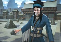 Kuni Igarasu - L5r: Legend of the Five Rings Wiki - Wikia