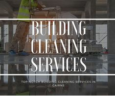 Abi Clean a professional building cleaning services team in Cairns takes care of all-sized post construction or renovation cleaning needs. We have the necessary equipment and the experience in removing dangerous construction remains.