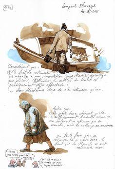 Une Bretagne par les contours / Lampaul-plouarzel