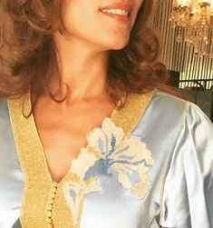 "100 mentions J'aime, 13 commentaires - Lamia Lakhsassi (@lakhsassilamia) sur Instagram : ""#caftan #couture #handmade #maisonLakhsassi"""