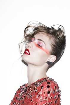 Nadja Bender by Katja Rahlwes for Flair Magazine #6 8