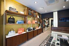 Serapian Milano boutique by Laboratorio83, Taormina  - Italy
