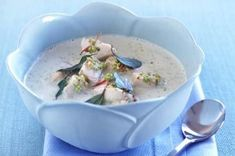 Take soups from starters to the main event with this tasty Asian-inspired recipe.