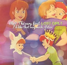 Favorite Overall Moment: When Jane becomes a lost girl and eventually learns to fly Disney Films, Disney And Dreamworks, Disney Pixar, Walt Disney, Disney Songs, Disney Nerd, Disney Love, Disney Magic, Disney Princess