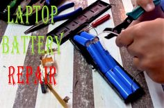 How to repair laptop battery ?  3$=200 Rupees