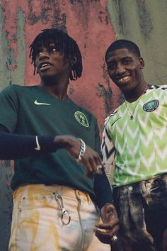 Nigeria 2018 World Cup Nike Home and Away Kits Nigeria 2018 World Cup Nike Home and Away Football Kit, Soccer Jersey, Shirt, AFCON 2019 Source by cnaselos. Football Team Kits, National Football Teams, World Football, Nike Football, Football Jerseys, Nike Soccer, Baseball, World Cup Shirts, World Cup Jerseys