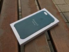 Smart & Simple: 애플 아이폰 6s 가죽 케이스 - 마린 블루
