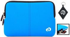 ZTE V66 (7 Inch Tablet) Blue sleeve case with inside hidden pocket for small accessories. Includes NuVur ™ keychain. (ND07FTB1) by Kroo. $6.99. Protect your investment from minor bumps, scratches and debree with this one of a kind sleeve case, made from the finest quality materials with Style and Durability in mind. Fits your ZTE V66 7 inch Tablet. Includes NuVur ™ keychain.