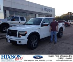 #HappyBirthday to Brandon Albin from Andrew Montreuil at Hixson Ford of Alexandria!
