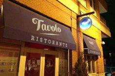 NEW RESTAURANT REVIEW: This week we look at a rather quirky Italian spot located within a residential building in a Boston neighborhood   http://hiddenboston.com/Tavolo.html