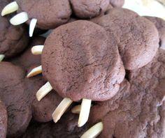 Brave Movie Night Bear claw brownies