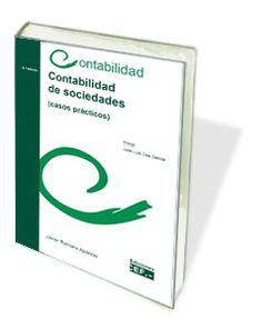 Libro CEF.- Contabilidad de sociedades http://www.cef.es/libros/contabilidad-sociedades-casos-practicos.html
