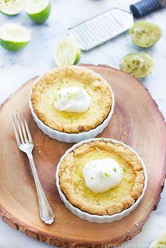 Key Lime Pie Tarts
