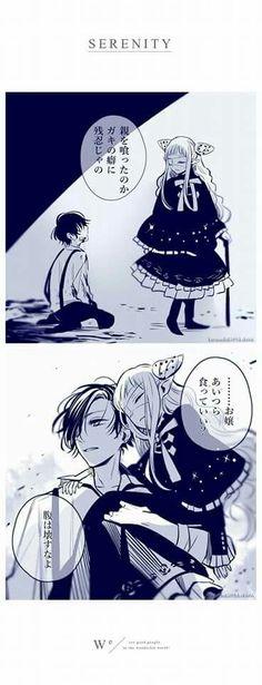 Big vamp little vamp Anime Love, Anime Guys, Manga Art, Manga Anime, Character Concept, Character Design, Anime Witch, Witch Art, Cute Comics