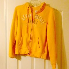 Aeropostale hoodie Nice hoodie. Good condition. Aeropostale Tops Sweatshirts & Hoodies