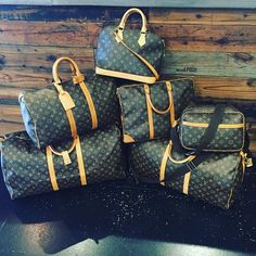 Shop all Louis Vuitton handbags, luggage & accessories for less than retail on www.mymoshposh.com! #louisvuitton #lvmonogram #lvlover #lvluggage #lvalma #lvkeepall #purselover #travelinstyle #fashion #luxury #bagsofTPF #moshposhfinds #mymoshposh #designerconsignment